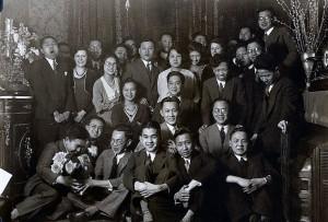 fotoalbum Go I T 2 -013f afscheid Ong Hok Lan 15 maart 1932
